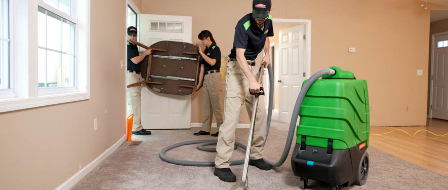 Minot, ND residential restoration cleaning
